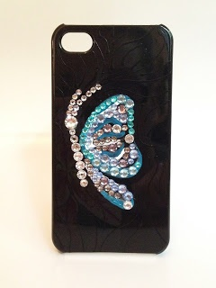 Carcasa MARIPOSA Cristal Swarovski  martinsdesigns.bcn@gmail.com
