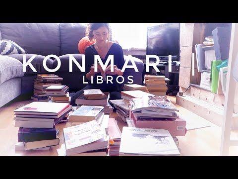 81 mejores im genes de konmari en pinterest orden en - Ordenar libros konmari ...
