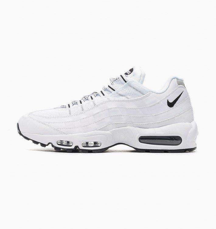caliroots.no Air Max ´95 Nike 609048-109 All White! 137946