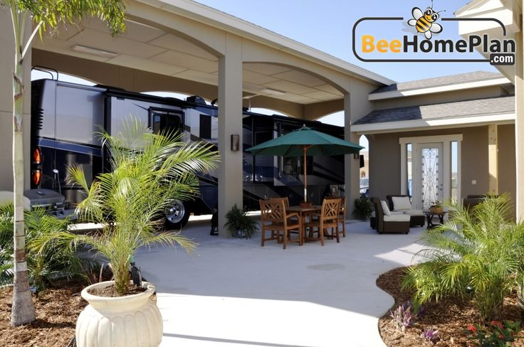 10 best RV Port Homes images – Rv Park Building Plans
