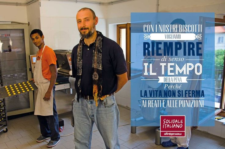 #BandaBiscotti con #SolidaleItaliano Altromercato