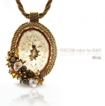 Perfect Beading Necklace