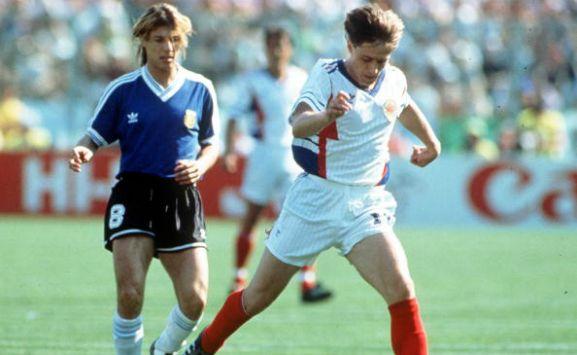 1/4: Argentina - Yugoslavia 0:0, pen. 3:2