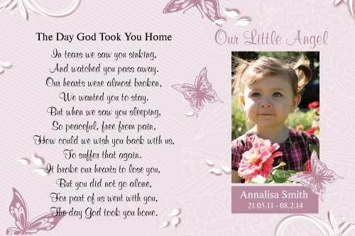 Butterfly Angel - Memorial Card for Children...Remember loved ones with Pepixel's memorial cards and funeral cards, tribute cards, funeral Poems. ereavement cards, bereavement messages, digital printable invitations, funeral card, funeral card messages, funeral memorial cards, memorial card, memorial cards, memorial cards for funeral, memoriam cards, occasions collections  funeral cards