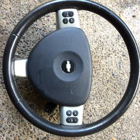 Chevy Uplander leather steering wheel & airbag (Lake Oswego) $140