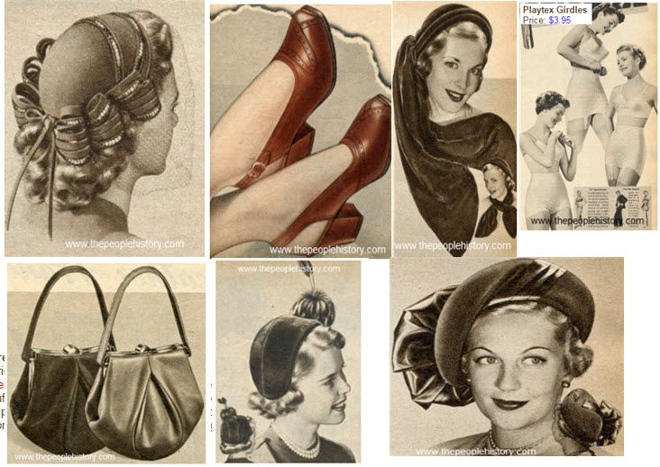 5643 Best 1950s Fashion Images On Pinterest Vintage