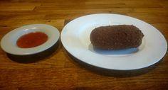 Recept voor een lekkere satékroket, met satéragout als vulling en heerlijke krokante korst. De basis van het recept, zelfgemaakte satésaus, komt van Bali.