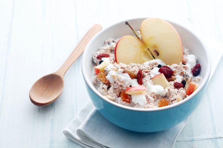 healthy bircher muesli recipe
