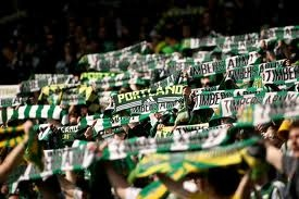Portland Timbers mad fans