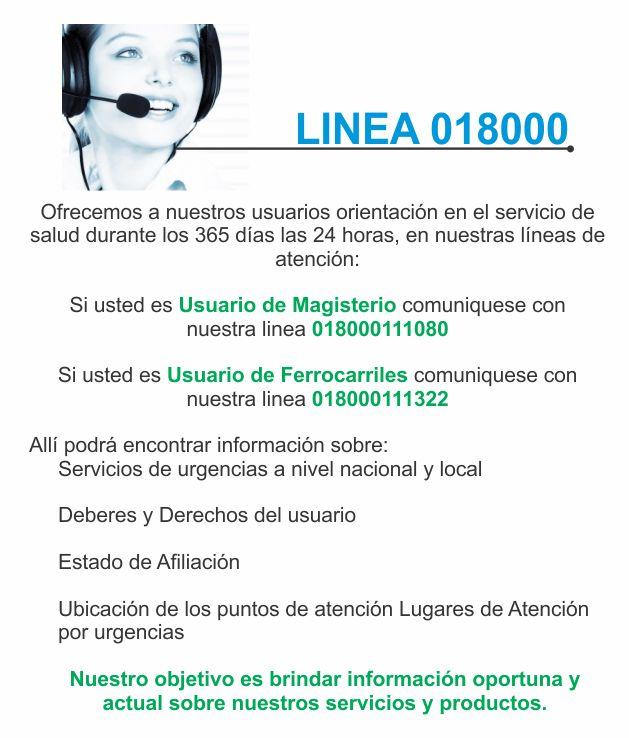 LINEA 018000