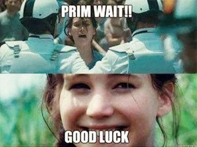 Katniss Everdeen Different Ending Meme