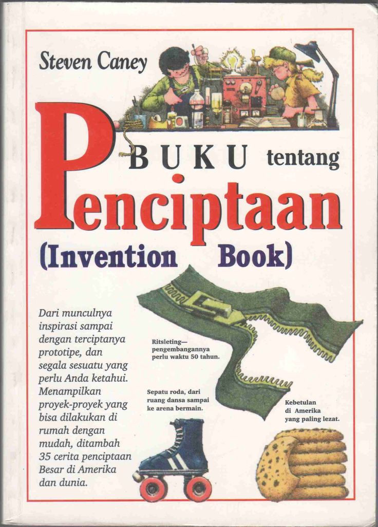 Invention Book