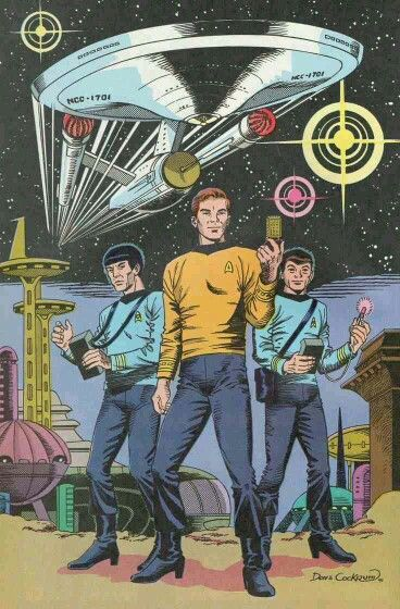 Star Trek                                                                                                                                                                                 Plus