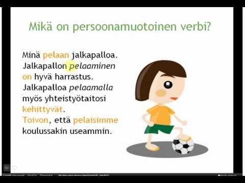 Lauseopin peruskäsitteitä: Virke - lause - lauseke - YouTube