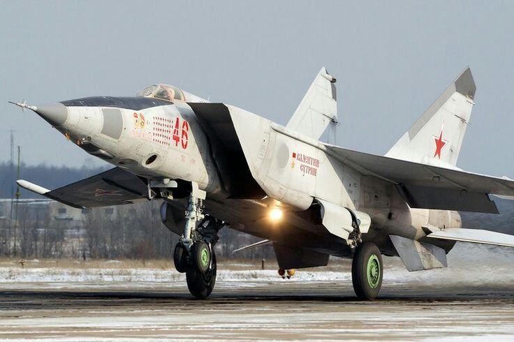 Mig25 najszybszy   samolot  świata