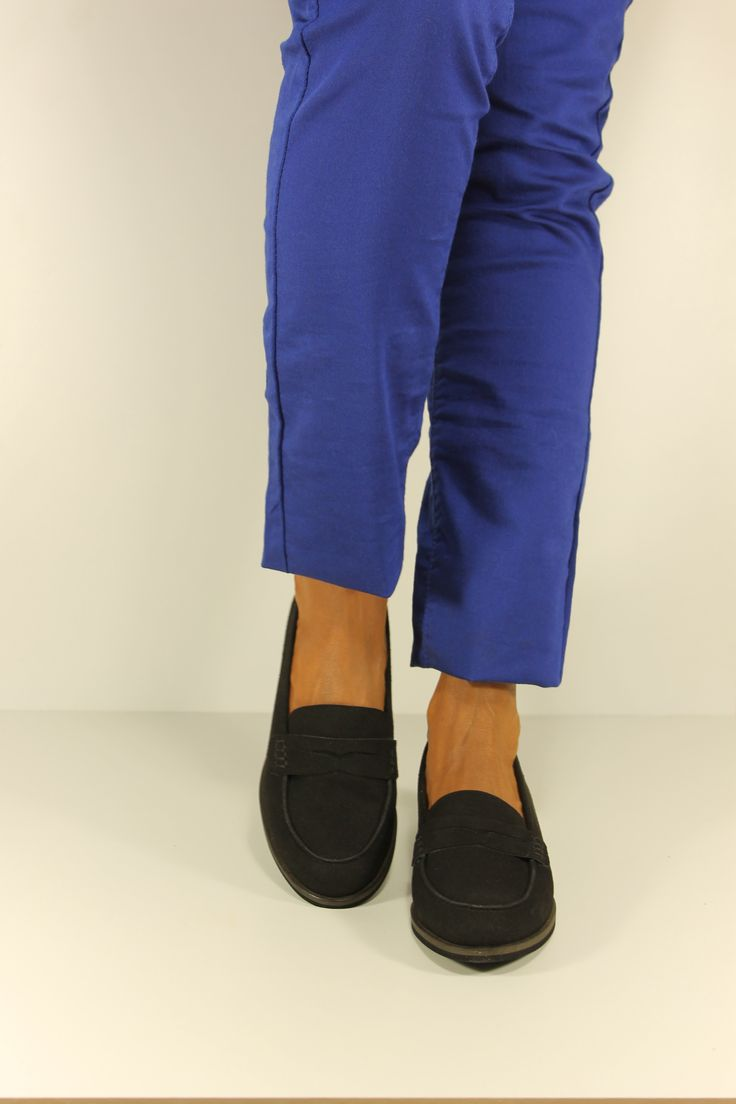 Win a pair of faux suede loafers by Wills Vegan Shoes