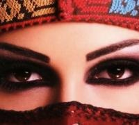 #Kohl is one of the most important #makeup items in any Middle Eastern woman's makeup kit.  Kohl has been used for ages in the #Arab world. It emphasizes the women's eyes beautifully. It was #traditionally made of galena, which is lead sulfide.