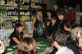 Mezcla Fiesta Casino Ambiente Prohibición años 30's - Barcelona, España SpeakEasy