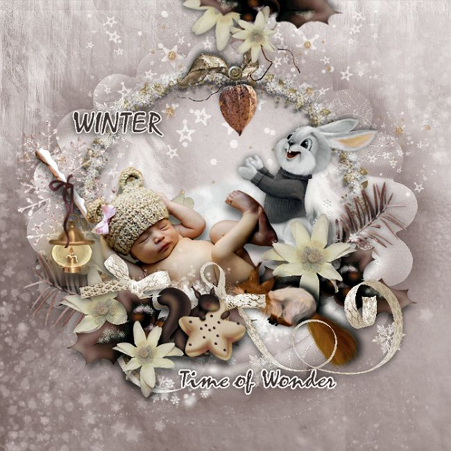 Winter in the forest - Collection by Pat's Scrap http://digital-crea.fr/shop/index.php… http://scrapfromfrance.fr/shop/index.php…
