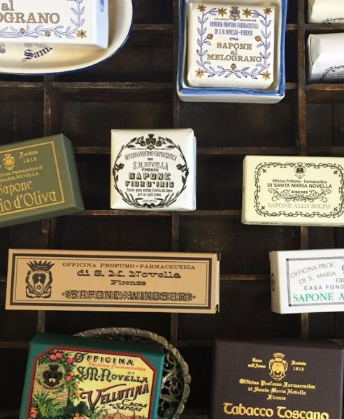Behind the Scenes at Santa Maria Novella, the World's Oldest Pharmacy