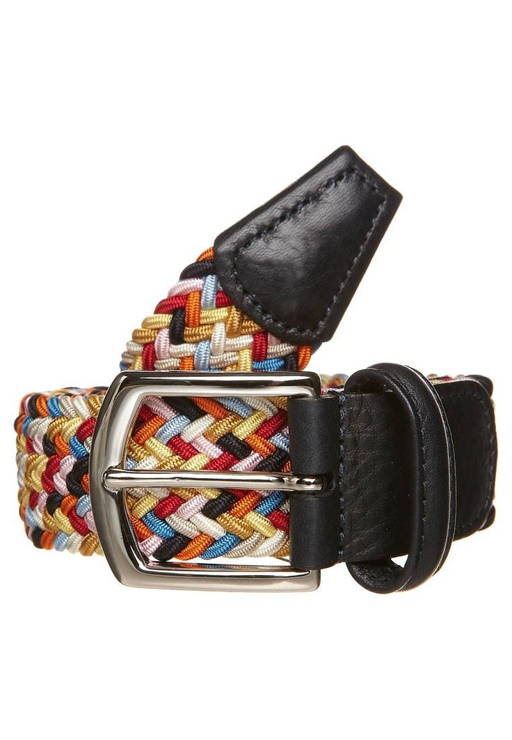 Cinture Andersons - Cintura intrecciata - multicolore
