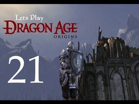 Let's Play DRAGON AGE: Origins Ultimate Edition -Modded- Part 21 - Forever Fighting https://youtu.be/pS8Zof_XF1g