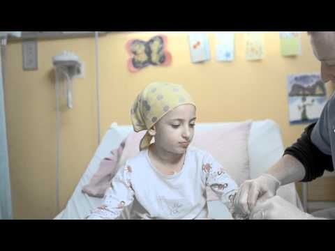 I remember seeing this video for the first time a very long time ago , and ever since I knew I wanted to do pediatric nursing