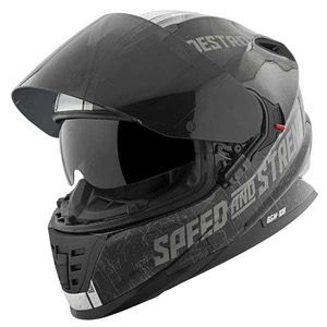 Speed and Strength SS1600 Cruise Missile Helmet - Competition Accessories