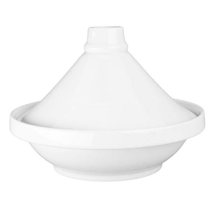 Porcelain Round Tagine