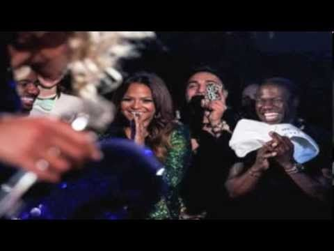 Kevin Hart flips out infront of Beyonce at Concert (LMAO)