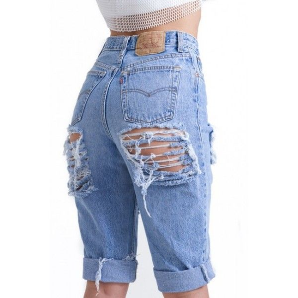 The 25  best Long jean shorts ideas on Pinterest | Long shorts ...