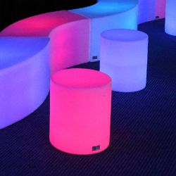 The Round Stool Hire Perth Services Looks Great Used In Conjunction With  The Curved Bench Seat. Part 78