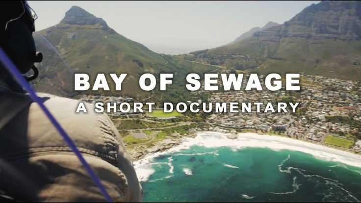 Doc Exposes Sewage Crisis in South Africa's Glorious Camp's Bay
