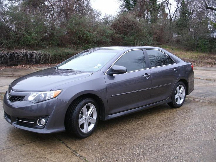 2012 Toyota Camry SE                                                                                                                                                                                 More