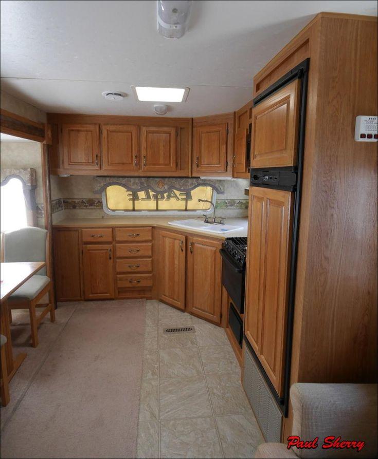 2006 Jayco Eagle 322fks Kitchen Cabinets Home Decor Decor