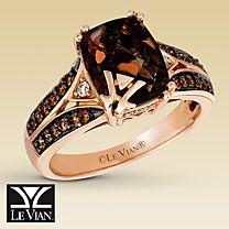 Le Vian Chocolate Diamond Ring