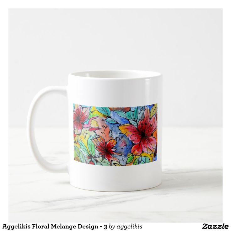 Aggelikis Floral Melange Design - 3