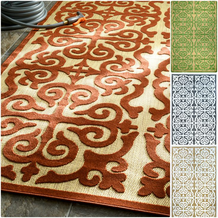 Designed For Both Indoors And Outdoors, This Beautiful Pattern Is Perfect  For The Kitchen Or