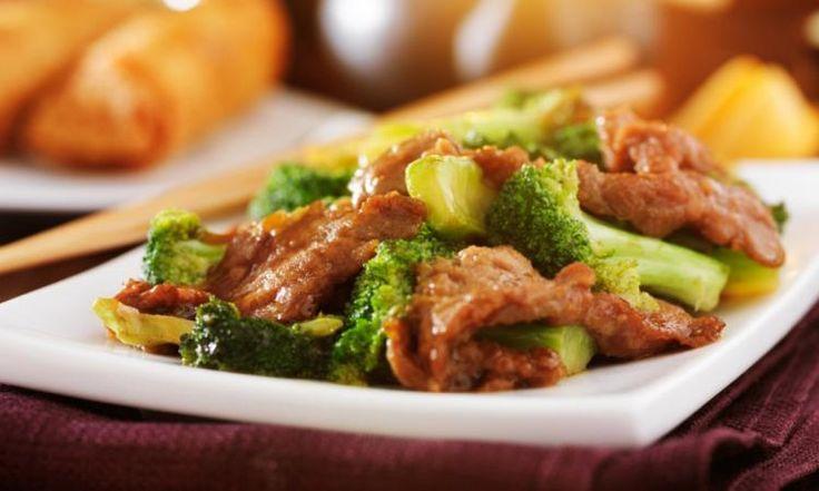 Mijoteuse : Boeuf-brocoli trop facile