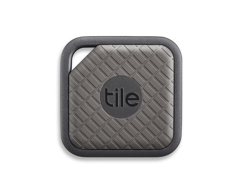 ICYMI: Tile - Key Finder. Phone Finder. Anything Finder - 2-pack Tile Sport (Graphite)