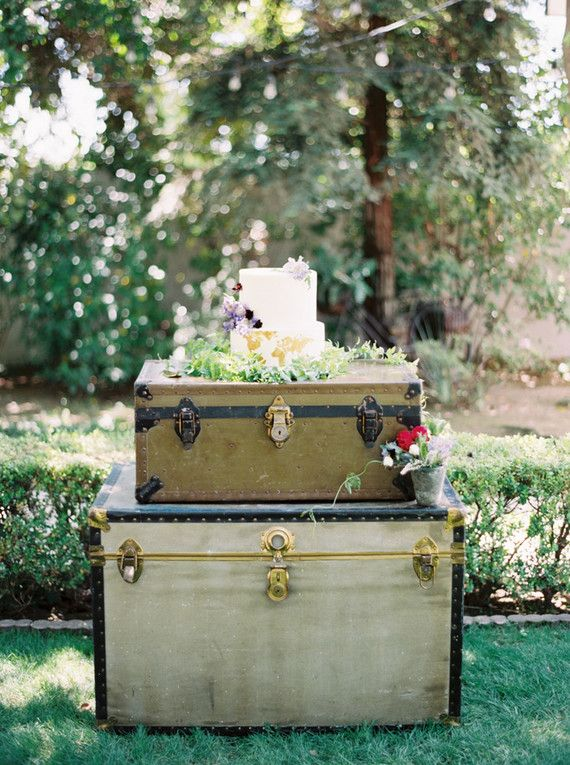Travel Themed Outdoor Baby Shower
