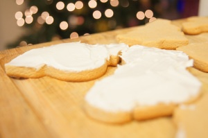 coconut flour sugar cookies - use this recipe to make fossil cookies