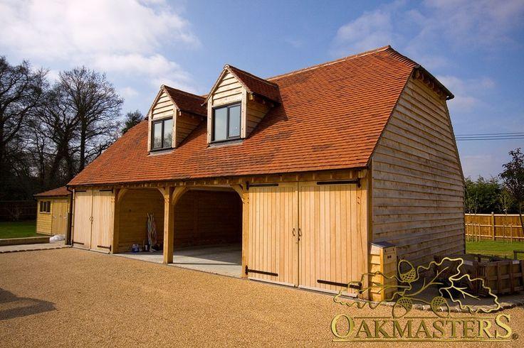 627 Best Oak Garages And Outbuildings Images On Pinterest