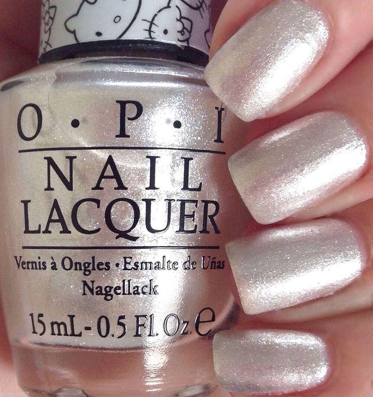 Pearl Nail Polish: 1000+ Ideas About White Nail Polish On Pinterest