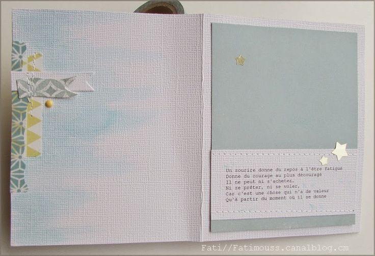 C'est au tour de Fati de vous proposer un mini sans photo qui sera, pour elle, un poême de Raoul FOLLEREAU mis en page :                  ...
