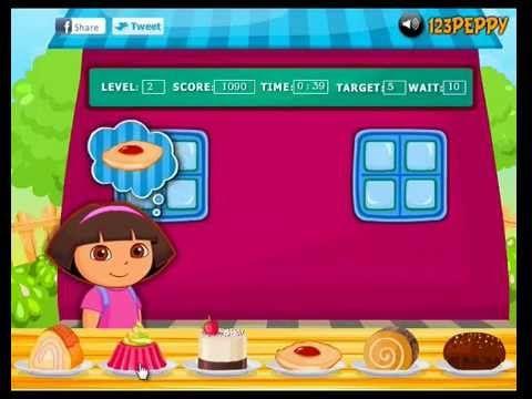 Dora la Exploradora Hungry Dora Nuevo Juego HD Parte 1