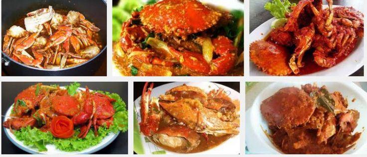 Resep Kepiting Saus Pedas Manis Spesial