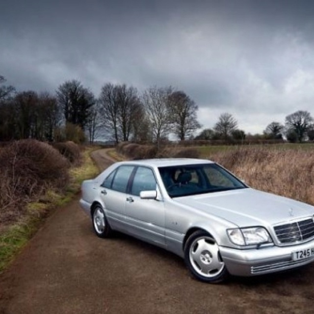 Have always wanted a Mercedes S320. Some day. :)