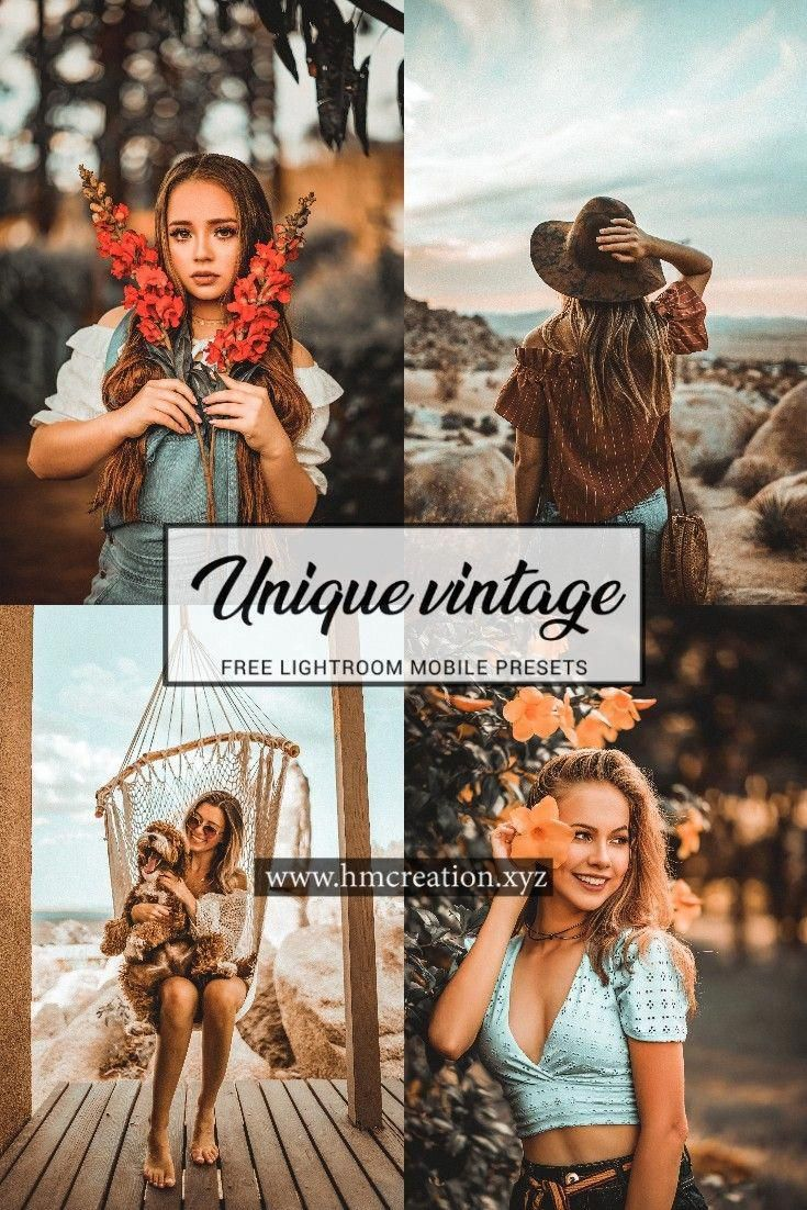 Free Vintage Lightroom Mobile Presets In 2020 Photoshop Presets Free Free Lightroom Presets Portraits Vintage Lightroom Presets