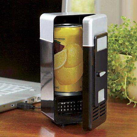 Colony USB Heating & Cooling Mini Fridge